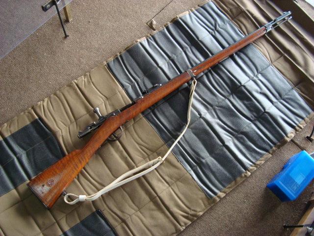 Essais, tirs, et comparatif de fusils réglementaires à cartouche poudre noire - Page 5 Dsc01847