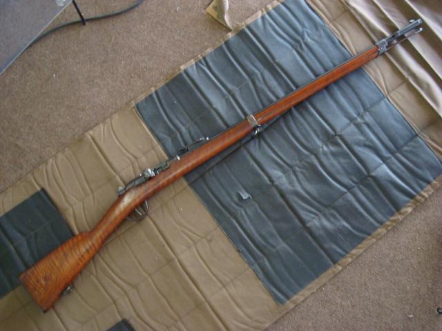 Essais, tirs, et comparatif de fusils réglementaires à cartouche poudre noire - Page 5 Dsc01858