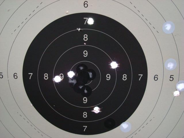 Essais, tirs, et comparatif de fusils réglementaires à cartouche poudre noire - Page 5 Dsc01860