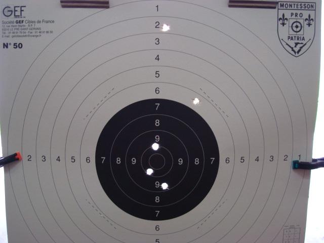 Essais, tirs, et comparatif de fusils réglementaires à cartouche poudre noire - Page 5 Dsc01910