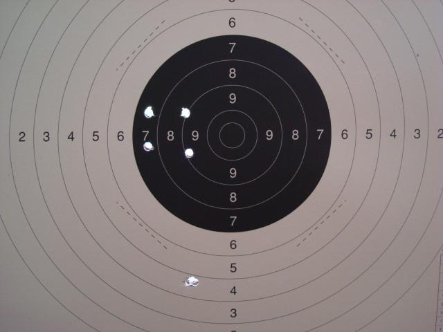 Essais, tirs, et comparatif de fusils réglementaires à cartouche poudre noire - Page 5 Dsc01926