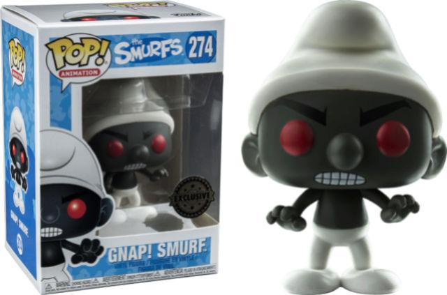 Figurines FUNKO POP / série smurfs Pop_111