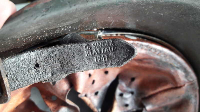 authentification casque allemand Waffen SS 20171010