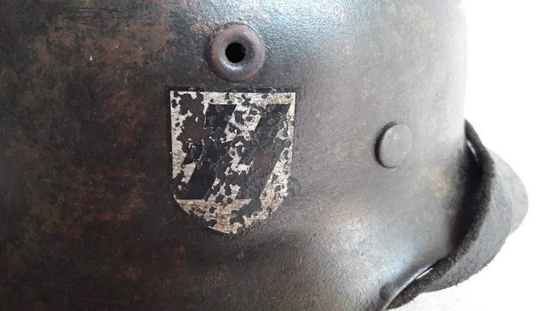 authentification casque allemand Waffen SS 20171018