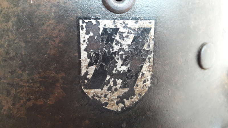 authentification casque allemand Waffen SS 20171019