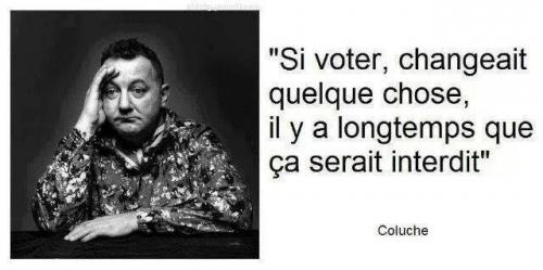 Pour ceux qui pensent encore que la France serait une démocratie...  Coluch10