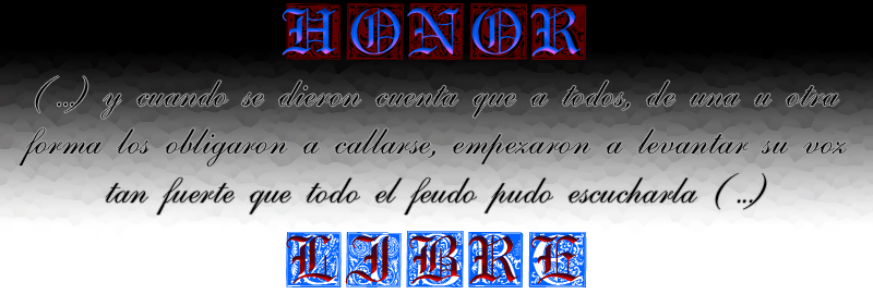 Libertad & Honor