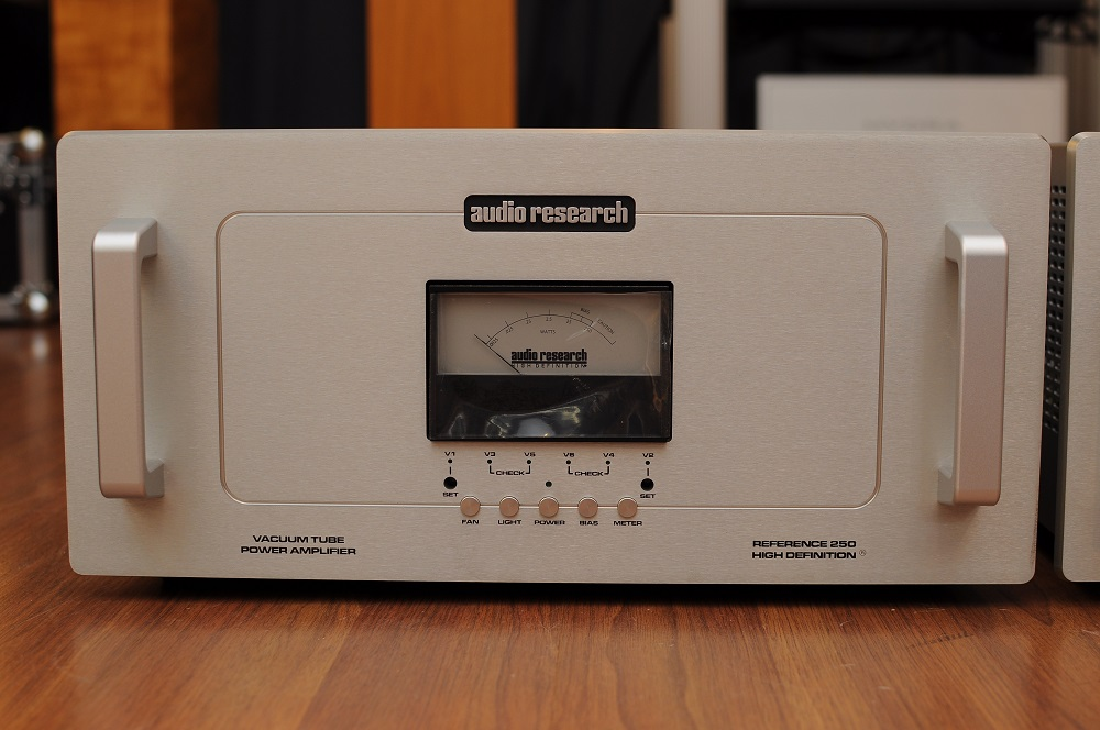 Audio Research Reference 250 SE Monaural Amplifier (Reserved) Ref_2511