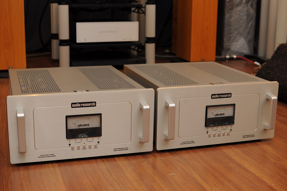 Audio Research Reference 250 SE Monaural Amplifier (Reserved) Ref_2512