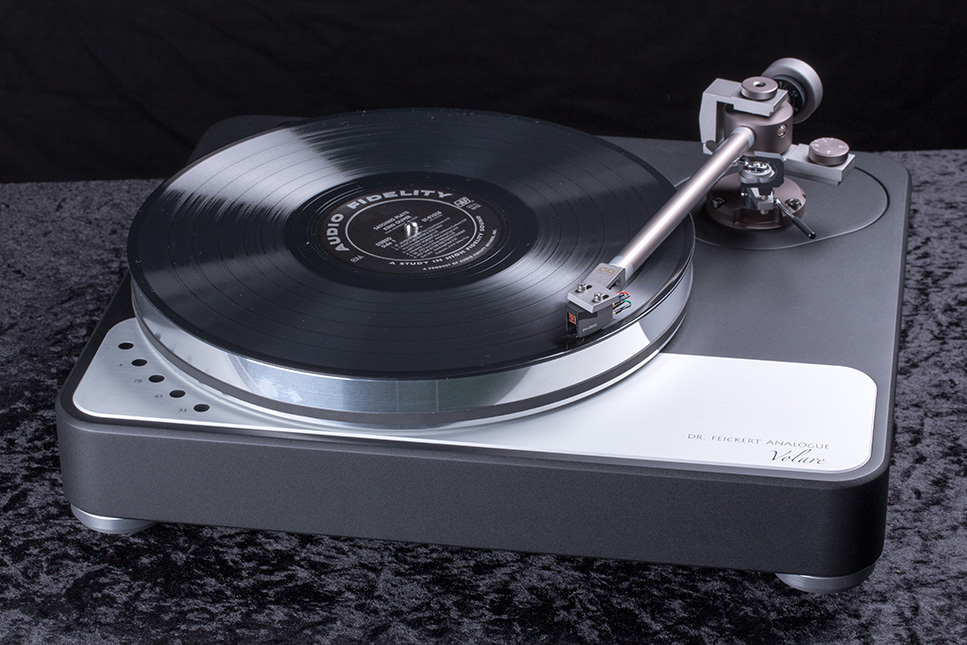 Dr Feickert Volare Turntable Volare10