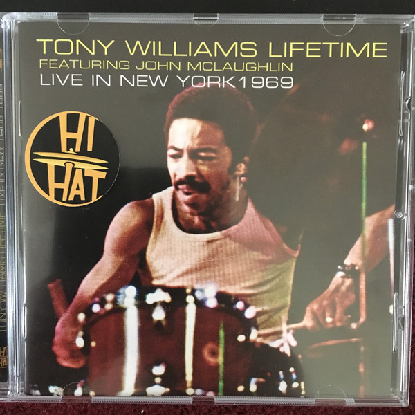 The Tony Williams Lifetime : Turn It Over (1970) R-108011