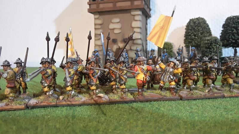 Armée suédoise guerre de trente ans 20171015