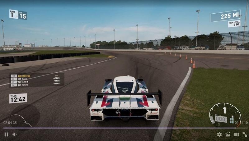 TORA 24 Hours of Daytona - A Lobby Race Control Asix10
