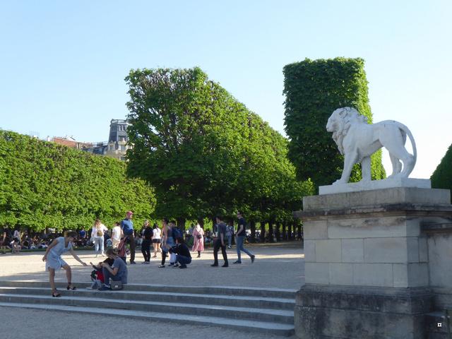Choses vues dans le jardin du Luxembourg, à Paris - Page 6 P1020510