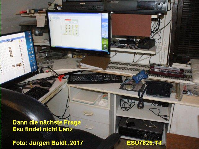 Frage: Lenz - Digitalsteuerung VT701 Änderung? Esu76210