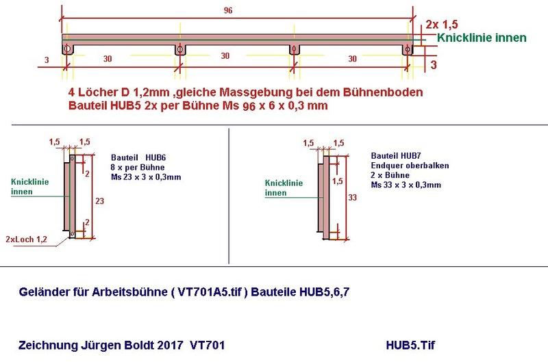 Bauberichte ab 2017 - Seite 4 Hub510