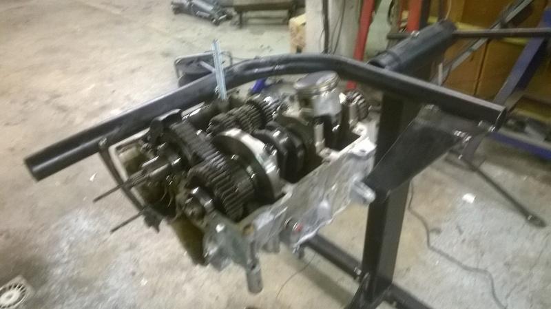 support moteur GL1000 Wp_20112