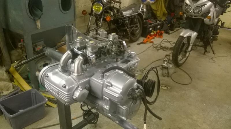 support moteur GL1000 Wp_20122