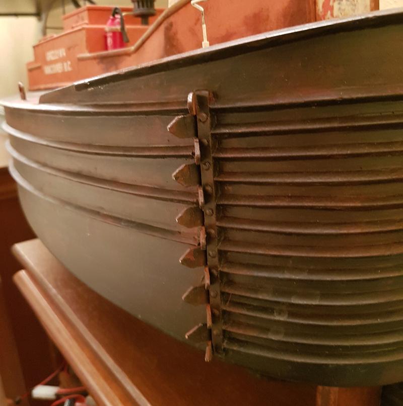 Un boomboat tout rouillé - Page 2 Renfor13