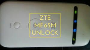 débloquer un zte mf65m Zte6510