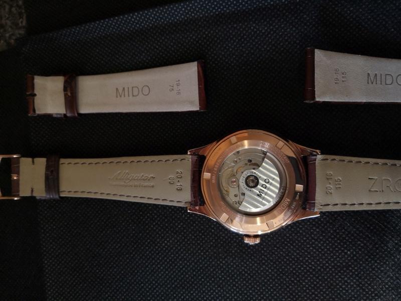 Mido - Montre Mido Multifort Datameter  Img_2018