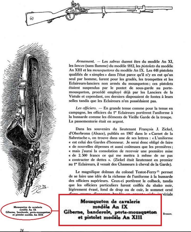 ECLAIREUR-DRAGON - CAMPAGNE DE FRANCE - 1814 - Page 2 2410