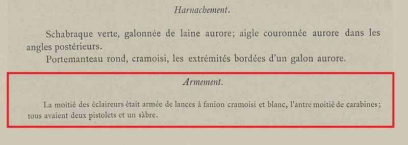 ECLAIREUR-DRAGON - CAMPAGNE DE FRANCE - 1814 302a10