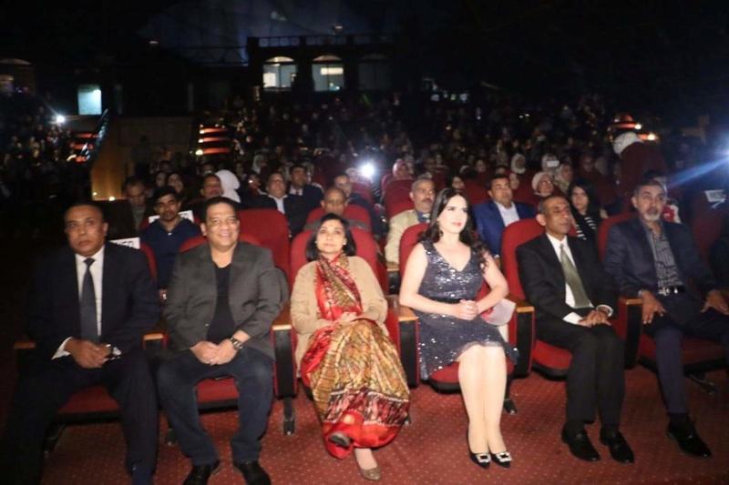 المخرج عادل عبده  يستقبل سفير الهند راهول كولشيرهث   كتبت مروه حسن Receiv30