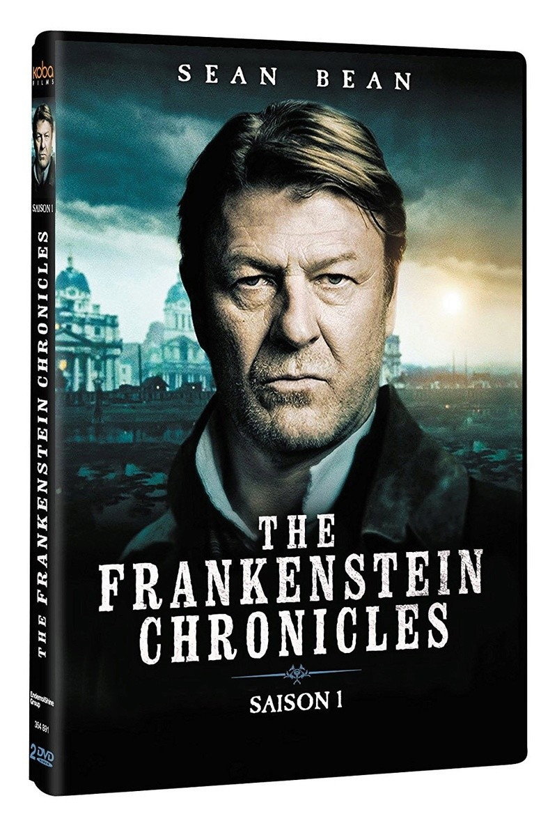 (SERIE) The Frankenstein Chronicles 81libl10