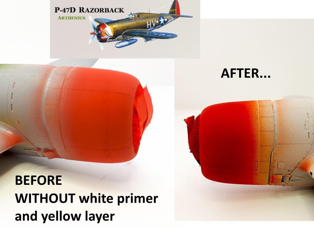 P-47D Razorback - Tamiya 1/48eme + PE Eduard - Page 2 11110
