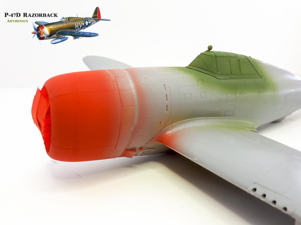P-47D Razorback - Tamiya 1/48eme + PE Eduard - Page 2 2018-253