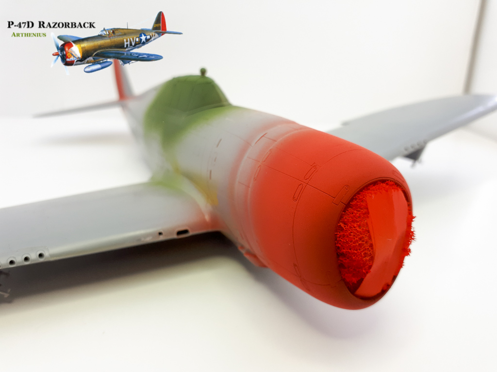 P-47D Razorback - Tamiya 1/48eme + PE Eduard - Page 2 2018-254
