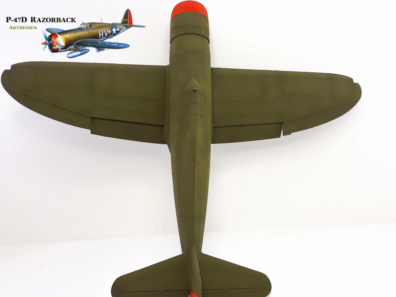 P-47D Razorback - Tamiya 1/48eme + PE Eduard - Page 3 2018-270