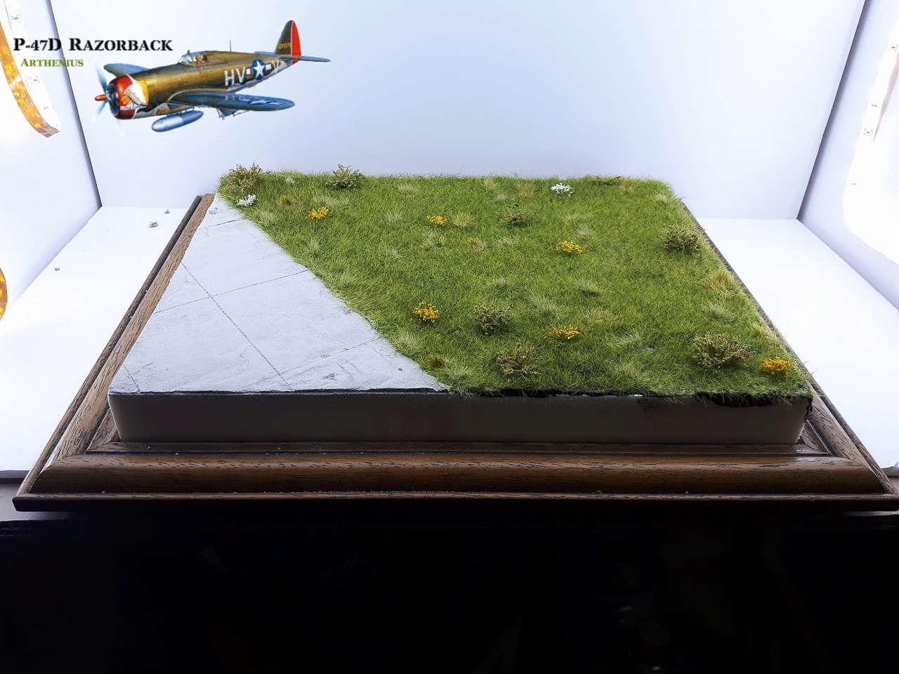 P-47D Razorback - Tamiya 1/48eme + PE Eduard - Page 4 2018-308