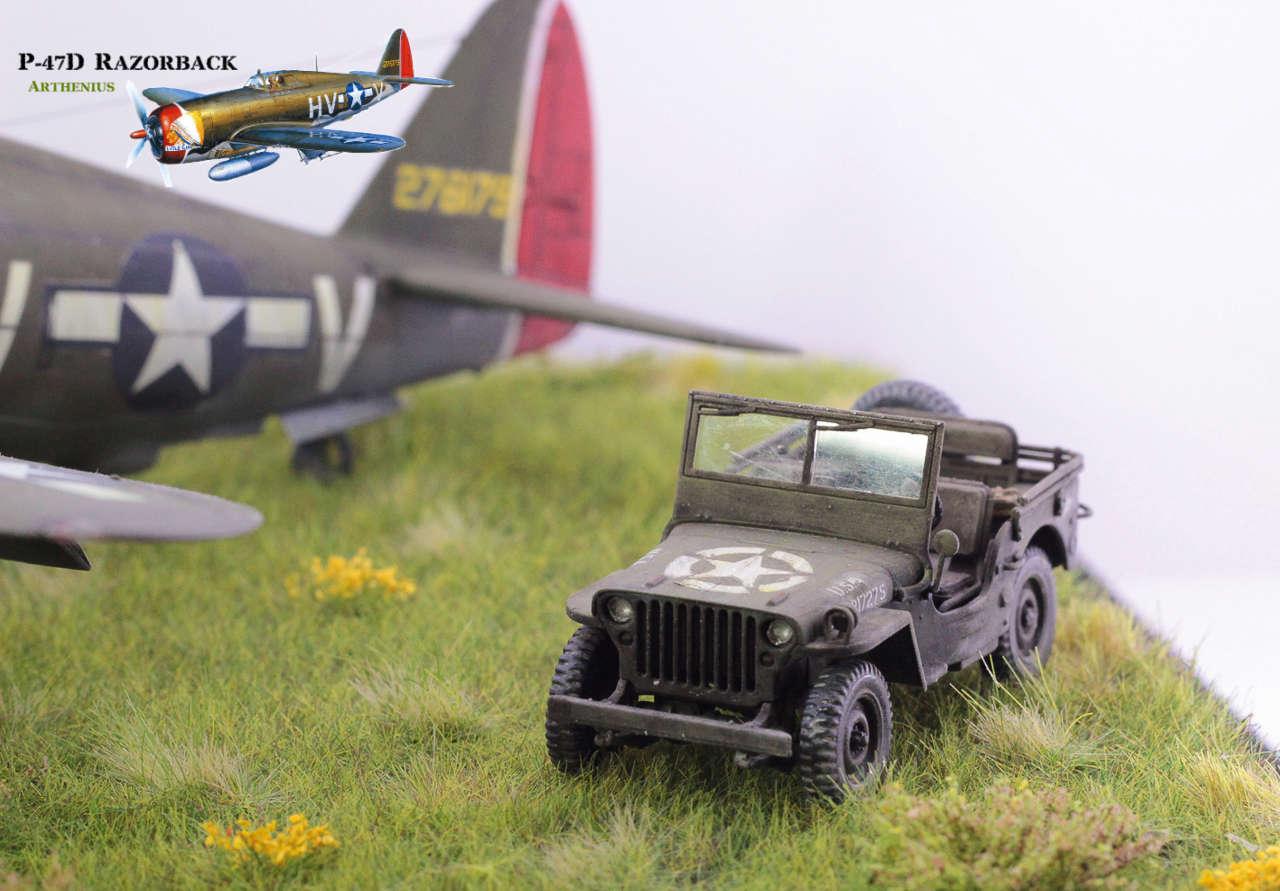 P-47D Razorback - Tamiya 1/48eme + PE Eduard - Page 5 Img_1721