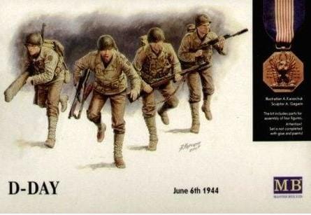 Bloody Omaha - 1/35eme Screen37