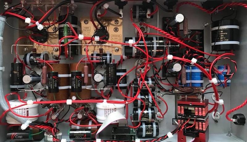 GUSTARD H20 Full Balance Class A Headphone Amplifier 25395810