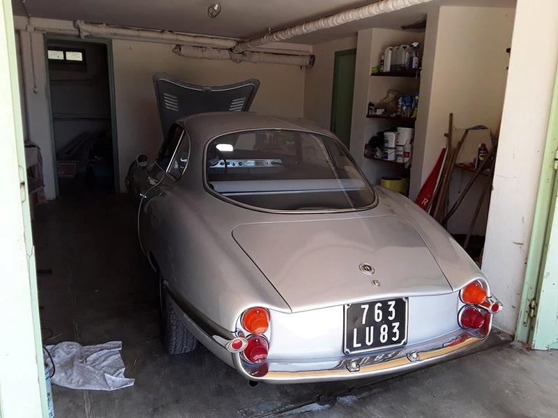 Giulia 1600 SS....dans les startings bloc ! 31672410