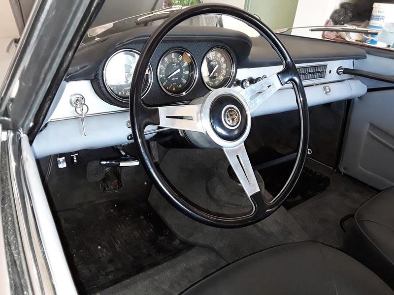 Giulia 1600 SS....dans les startings bloc ! 31740010