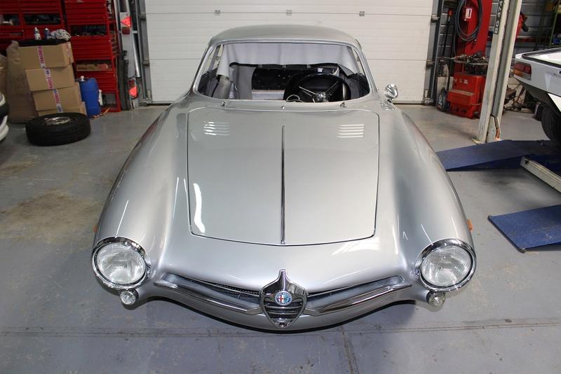 Giulia 1600 SS....dans les startings bloc ! 6-10-210