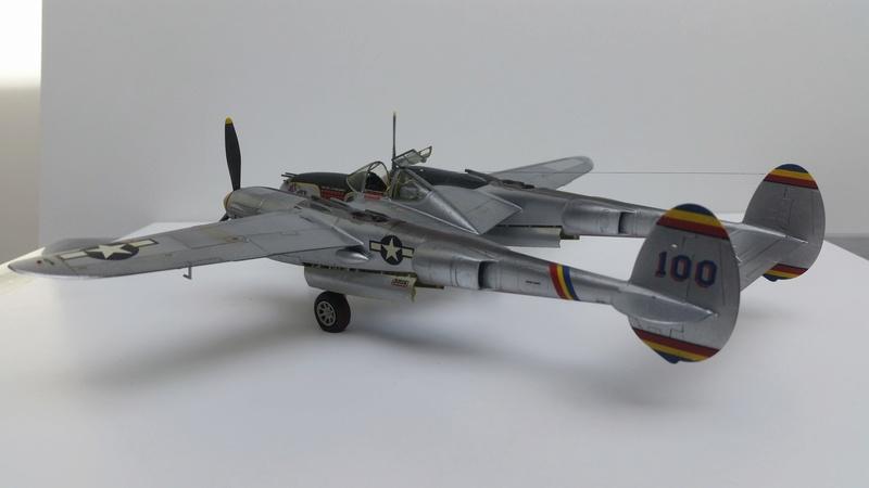 P38-L Put Put Maru Hasegawa 1/48 20170313