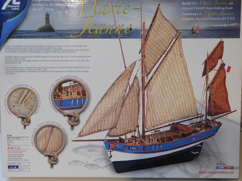 Thonier Marie-Jeanne (Artesania Latina 1/50°) de Jean-Claude 59 Dscn0113
