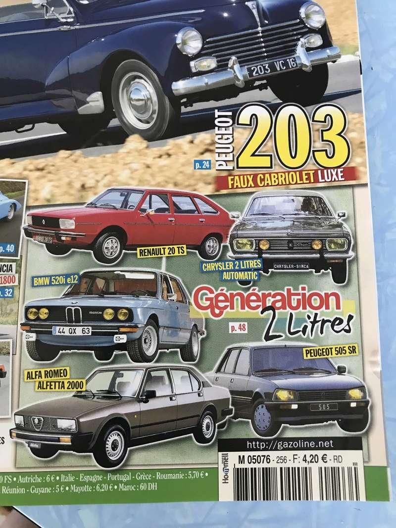 Alfa et la presse automobile - Page 6 A81fa510