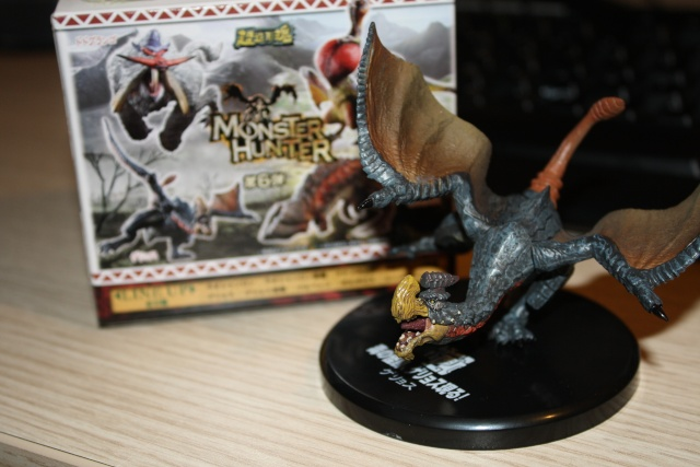 Figura Monster Hunter Unite Img_5110