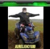 Quad Salvetain - Portail Aureli17