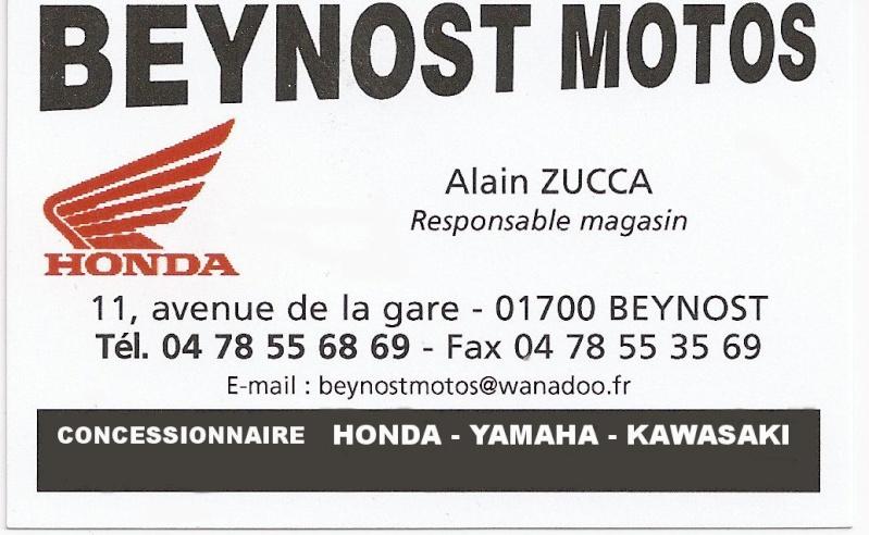 Concessionnaire RHONE-ALPES  YAMAHA - KAWASAKI- HONDA Alainz12