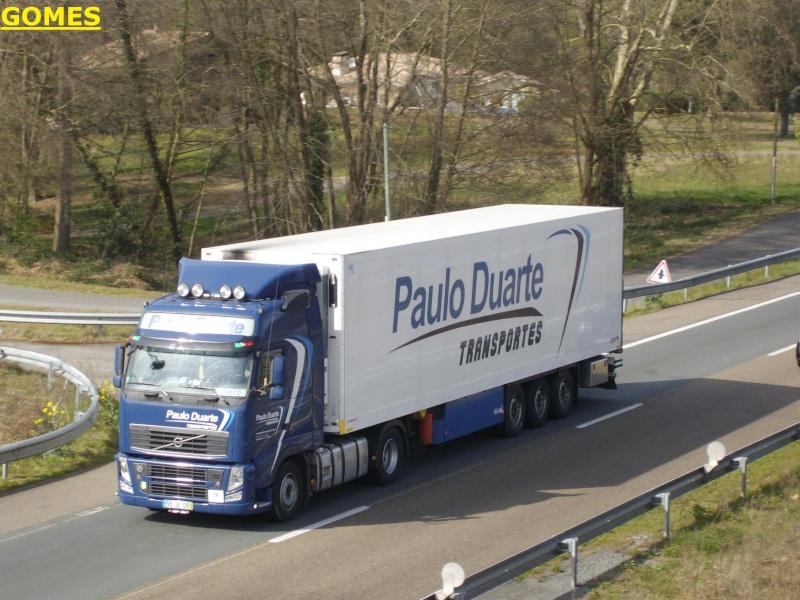 Transportes Paulo Duarte Lda -Torres Vedras Pduart10