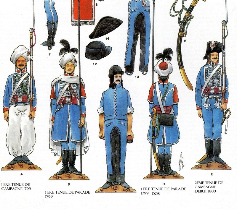 french dromadaire regiment 75 mm Regt_d10