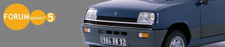 Le Forum Renault 5 / Air-5