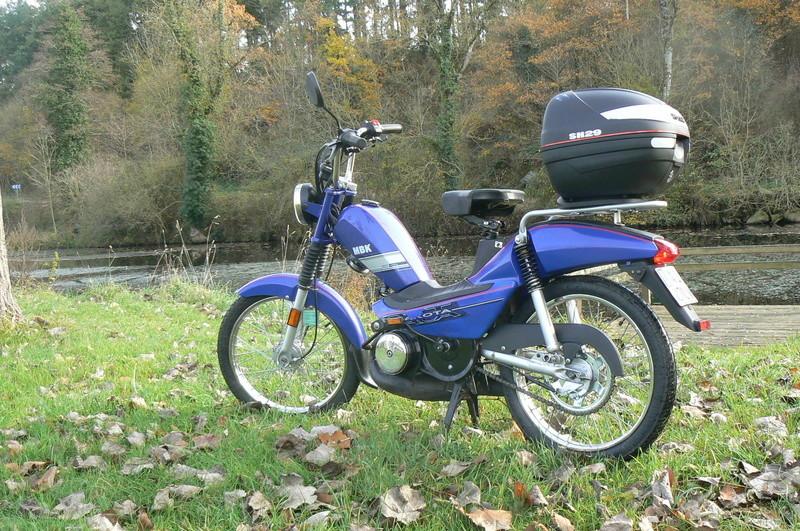 Ma nouvelle Mobylette MBK P1250828